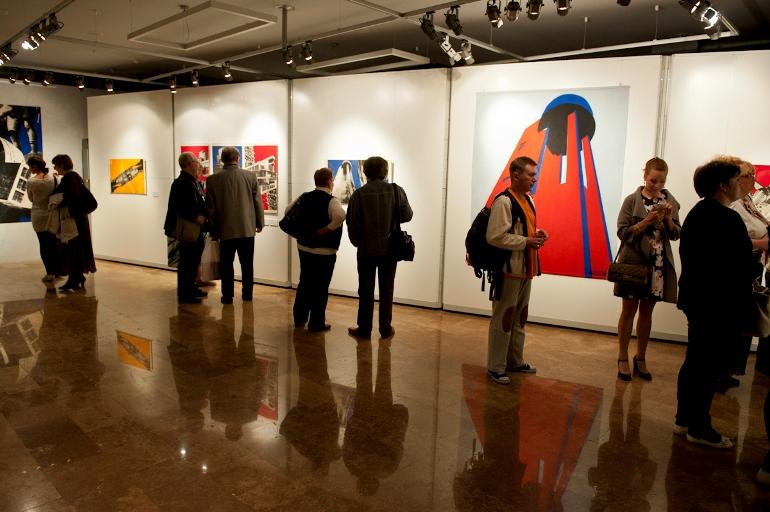 Выставка м